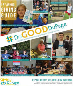 Giving Guide DuPage County Volunteering Resource